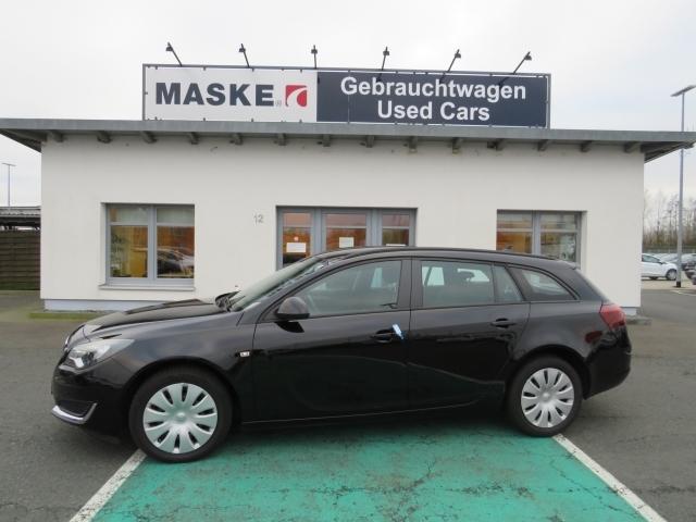 Opel Insignia Sports Tourer 1,6 CDTI Selection, Jahr 2017, Diesel