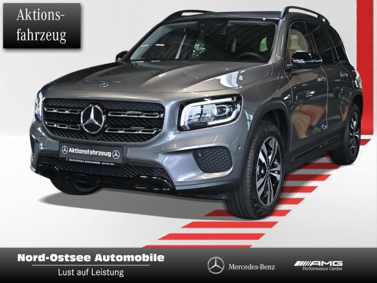 Mercedes-Benz GLB 180 d NIGHT NAVI-PREMIUM TOTWINKEL LED, Jahr 2019, Diesel