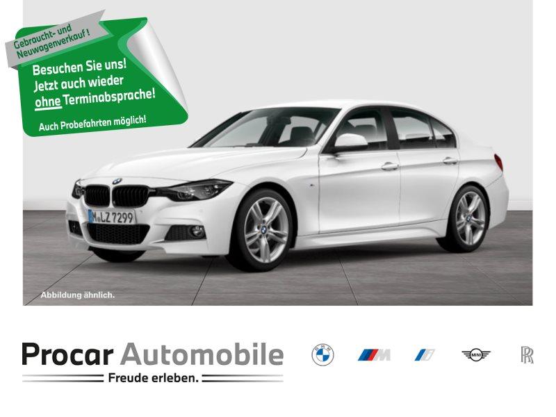 BMW 320d Limousine M Sport Edition Navi LED Klimaaut., Jahr 2018, Diesel