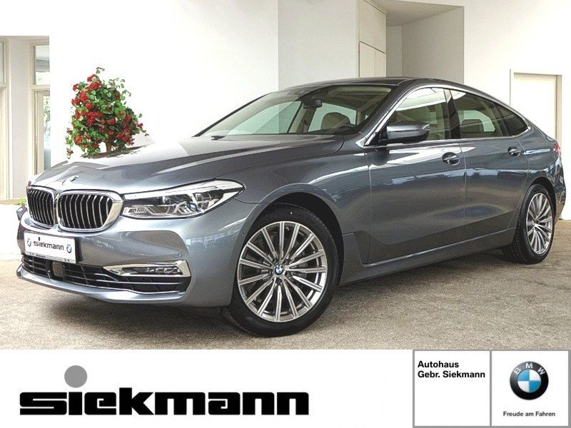 BMW 630d xDrive Gran Turismo Luxury Line Head-Up Adapt. RFK, Jahr 2020, Diesel