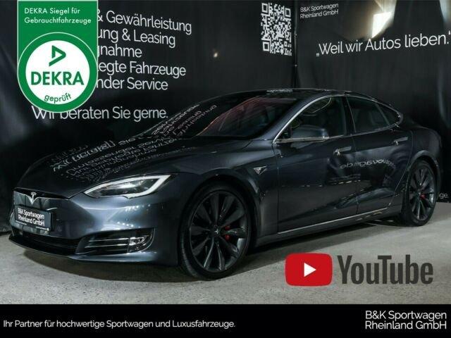 Tesla Model S P100D ab 753,83 /mtl., Jahr 2017, Elektro