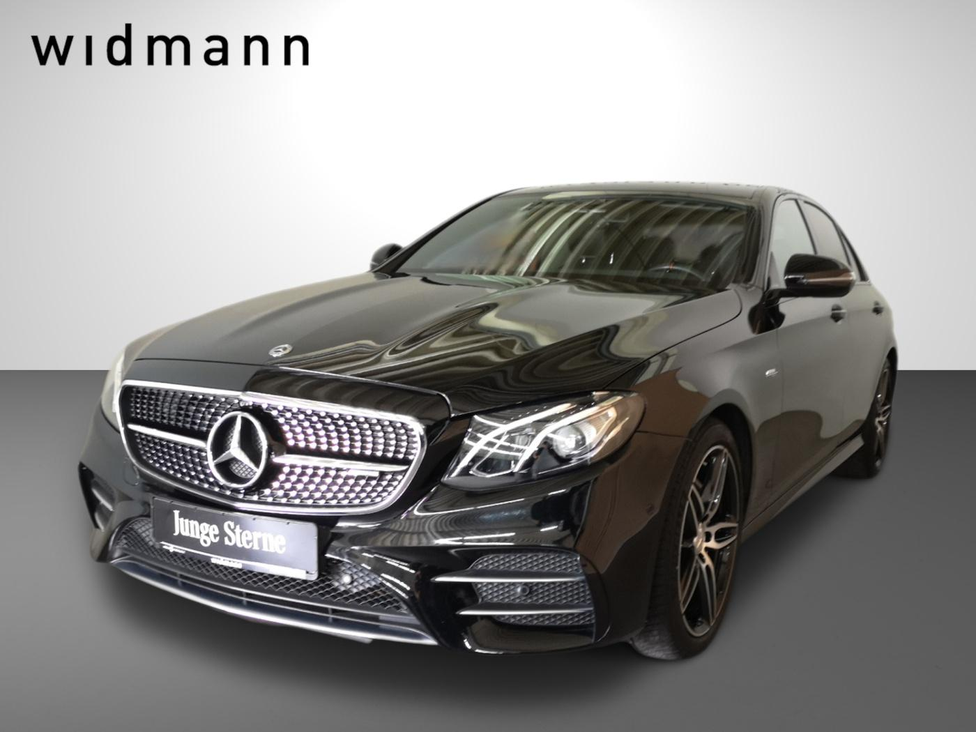 Mercedes-Benz E 53 AMG 4M+ *Comand*LED*Kamera*Schiebed*Sitzhzg, Jahr 2018, Benzin