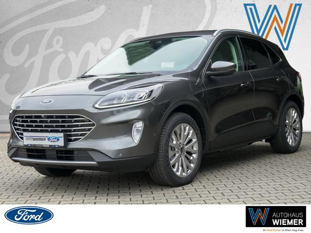 Ford Kuga 2.5l Duratec Plug-in-Hybrid PHEV Titanium X Navi, Jahr 2021, Elektro