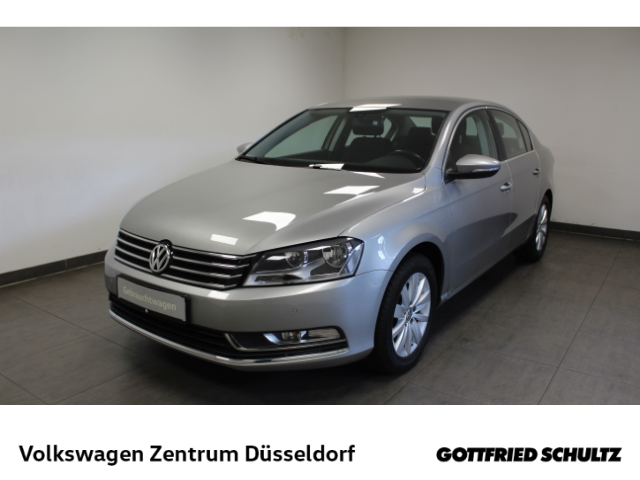 Volkswagen Passat Comfortline 1.4 TSI *GRA*SHZ*PDC*Alu*, Jahr 2014, Benzin