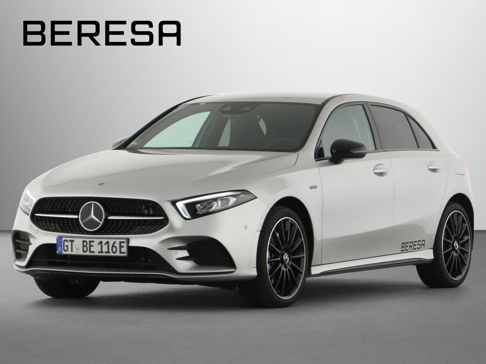 Mercedes-Benz A 250 e AMG Edition 2020 Distronic LED Night-P., Jahr 2021, Hybrid