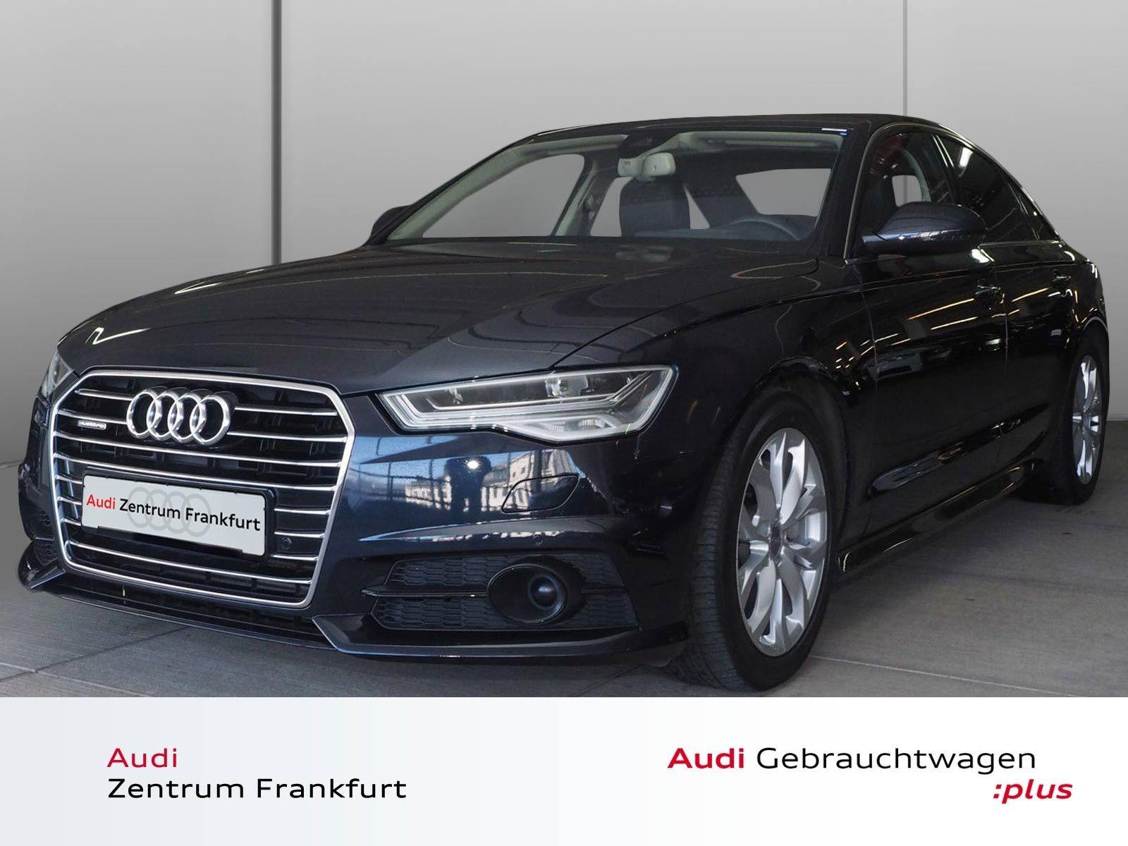 Audi A6 3.0 TDI quattro S tronic Navi LED Standheizung, Jahr 2017, Diesel