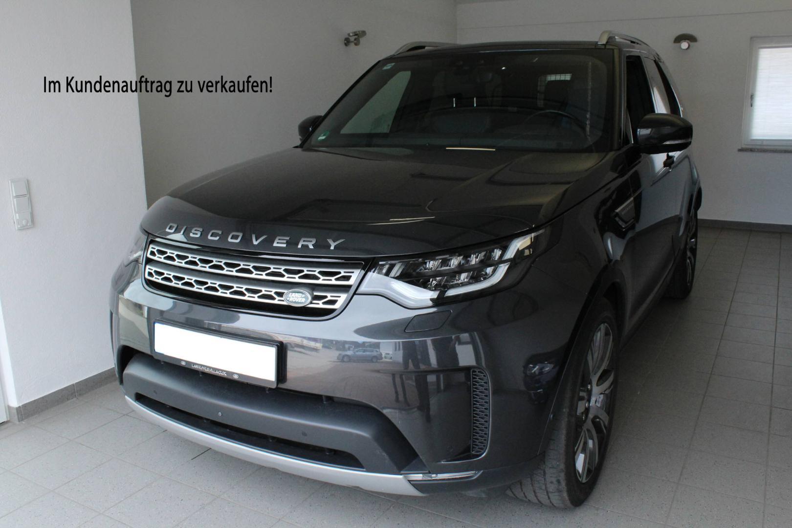 Land Rover Discovery 5 3.0 TD6 Navi LED ACC AHK, Jahr 2017, Diesel