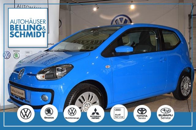 Volkswagen up! move up!, Jahr 2014, Benzin