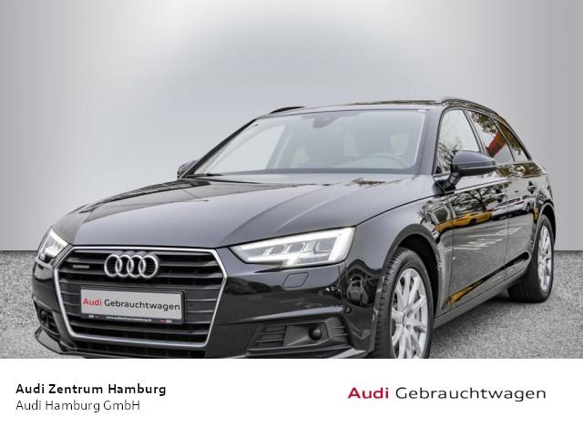 Audi A4 Avant 40 TDI quattro S tronic MATRIX NAVI AHK, Jahr 2019, Diesel