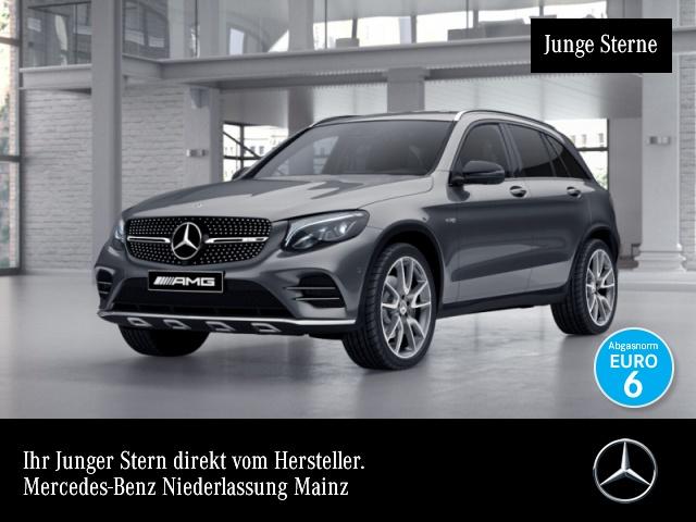 Mercedes-Benz GLC 43 AMG 4M 360° Stdhzg Burmester COMAND LED, Jahr 2017, Benzin