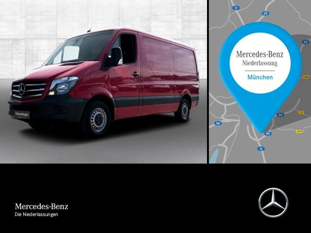 Mercedes-Benz Sprinter 213 CDI Kasten AHK Klima Navi PTS Sitzh., Jahr 2013, Diesel