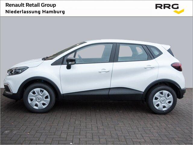 Renault Captur finanzieren