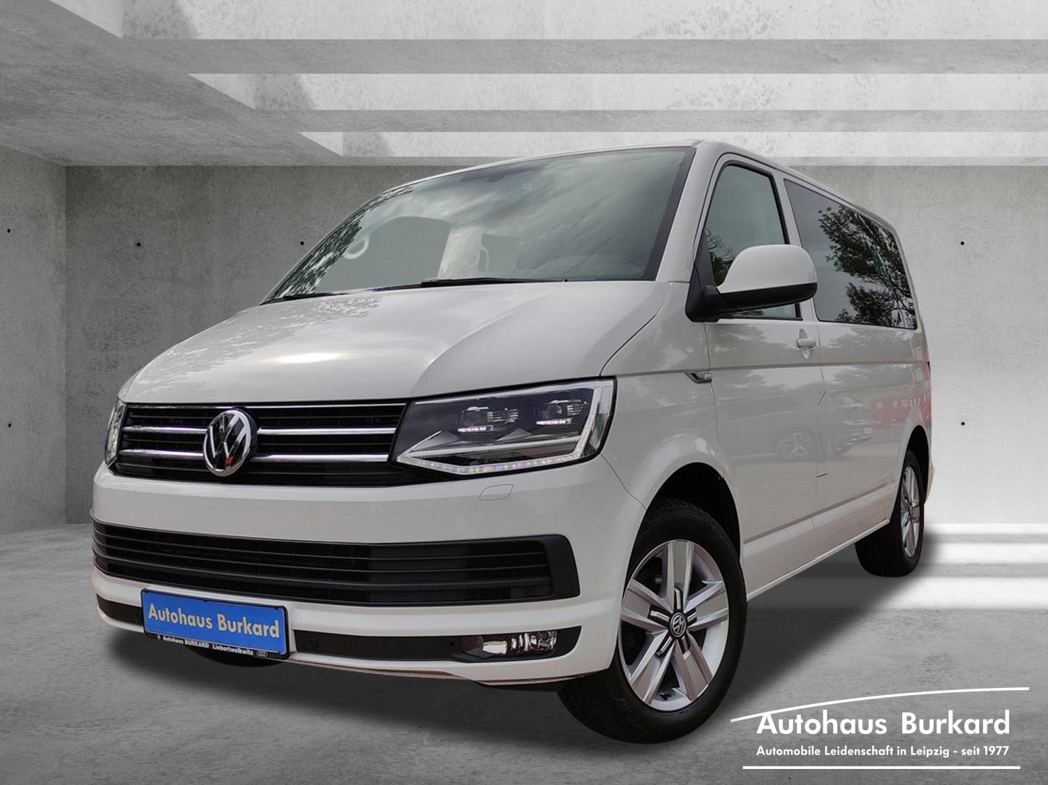 Volkswagen T6 2l TDI Multivan Comfortl. DSG LED Park Assist, Jahr 2017, Diesel