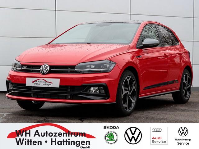 "Volkswagen Polo 1,0 l TSI R-Line ""beats"" NAVI LED KAMERA SitzHzg, Jahr 2021, petrol"