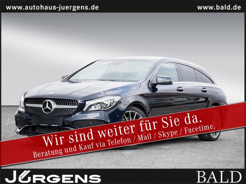 Mercedes-Benz CLA 250 SB AMG-Sport/Navi/LED/Keyl/HarmanK/18', Jahr 2017, Benzin