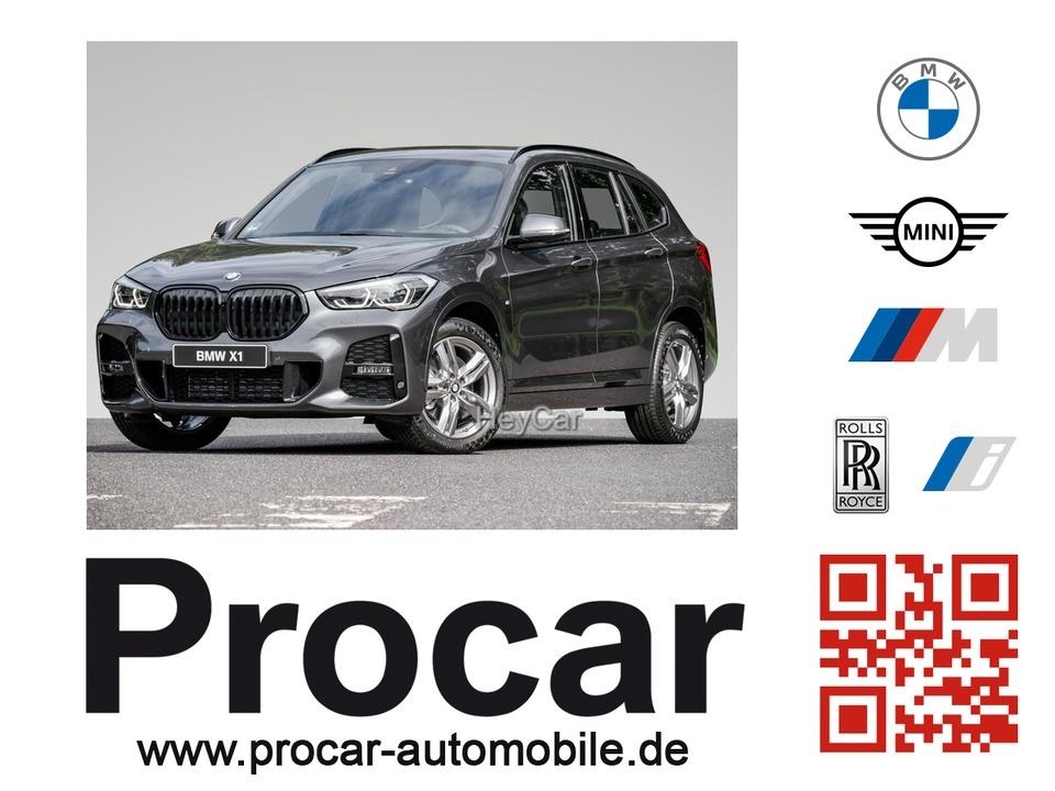 BMW X1 xDrive25d M Sport Auto. Navi Leder LED HiFi, Jahr 2020, Diesel