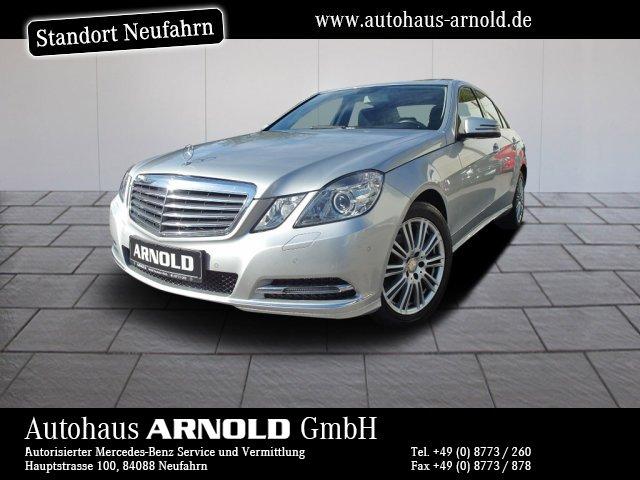 Mercedes-Benz E 220 CDI ELEGANCE Navi ILS SHD - GW-Garantie !, Jahr 2012, Diesel
