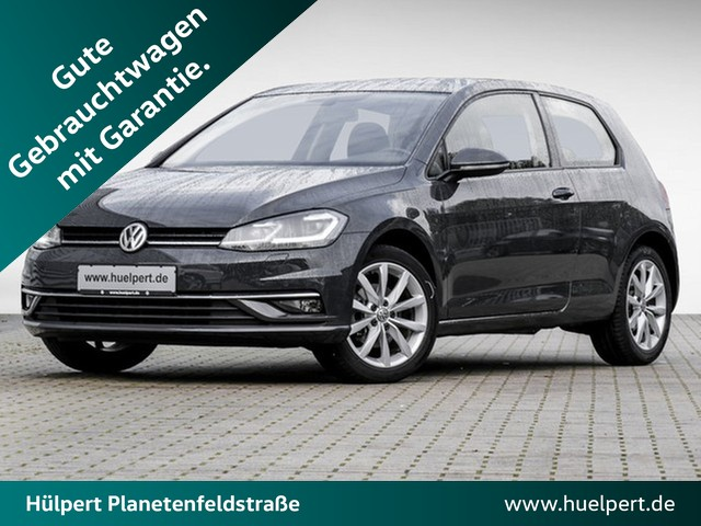 Volkswagen Golf 1.4 Highline LED NAVI ACC ALU17 PDC, Jahr 2017, Benzin