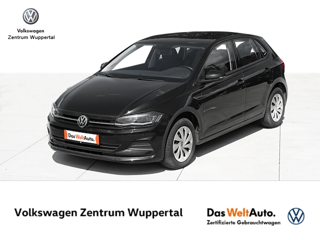 Volkswagen Polo 1 0 Comfortline LED KAMERA PDC ZV KLIMA, Jahr 2018, Benzin