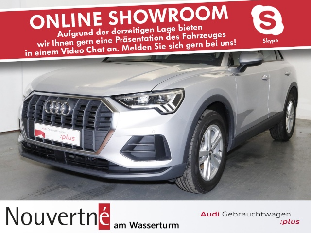 Audi Q3 35 TDI quattro LED DAB, Jahr 2019, Diesel