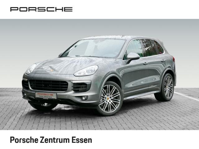 Porsche Cayenne S Diesel / Panorama StandHZG Bi-Xenon Rückfahrkam., Jahr 2016, Diesel