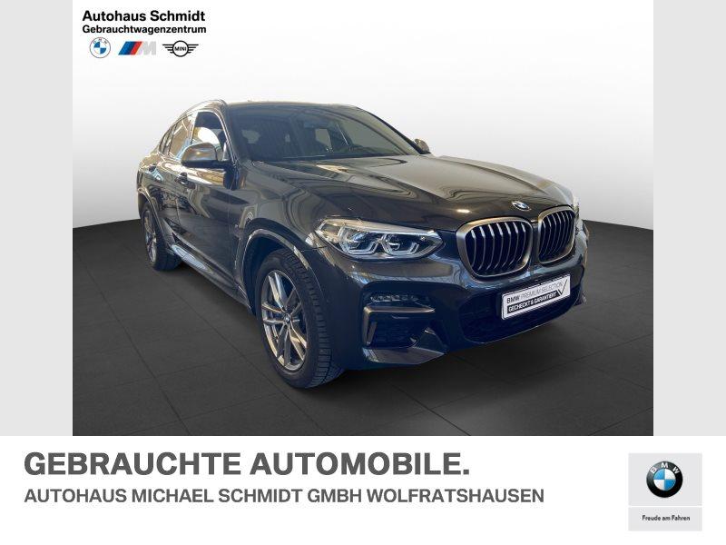 BMW X4 M40d ACC*AHK*Memory*Standheizung*Head Up*, Jahr 2021, Diesel
