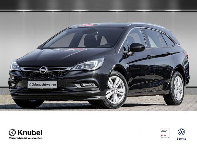 Opel Astra 1.4 Turbo ST Dynamic*Navi*Kamera*DAB*4xSHZ, Jahr 2016, Benzin