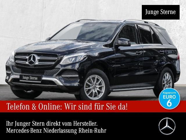 Mercedes-Benz GLE 250 d 4M ILS LED SHD Navi Totwinkel Easy-Pack, Jahr 2017, Diesel