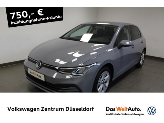 Volkswagen Golf VII 1.0 TSI *LED*SHZ*Keyless*PDC*, Jahr 2021, Benzin