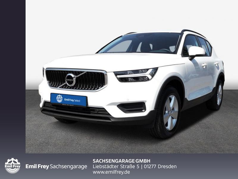 Volvo XC40 T3 Geartronic aktuell kontaklos frei Haus, Jahr 2019, Benzin