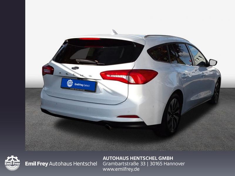 Ford Focus Turnier 1.0 EcoBoost Start-Stopp-System COOL&CONNECT, Jahr 2019, Benzin