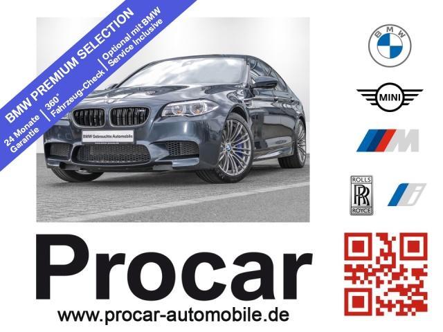 BMW M5 M DKG Navi Prof. M Drivers Package EDC PDC, Jahr 2015, Benzin