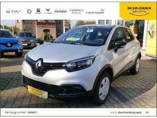 Renault Captur TCe 90 Life Radio, CD-Player, Klima, Jahr 2015, Benzin