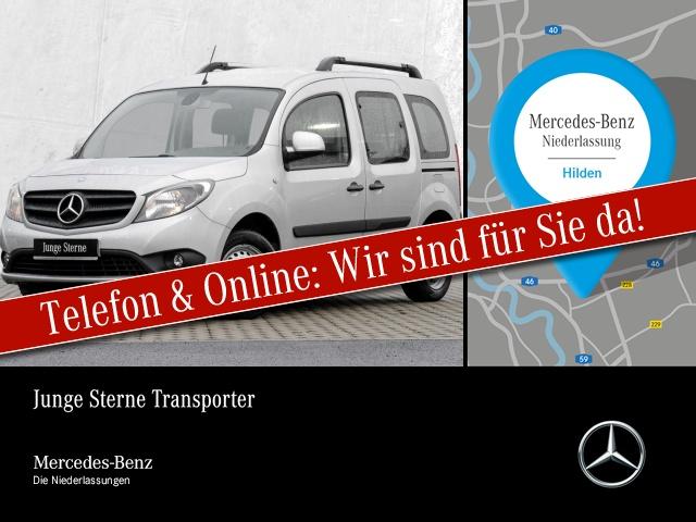Mercedes-Benz Citan 108 CDI Tourer Lang 2x SchiebetÃren Klima, Jahr 2015, Diesel