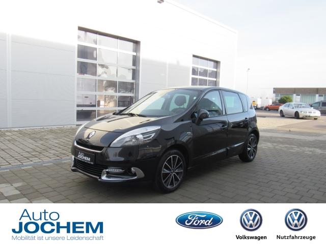 Renault Scenic III BOSE Edition 1.2 TCe 115 Navi Klimaautom SHZ, Jahr 2012, Benzin