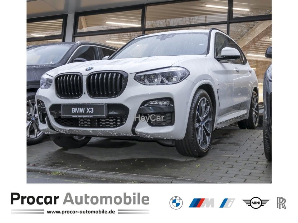 BMW X3 xDrive30d M SPORT AT Navi Xenon LED Scheinwerfer Bluetooth PDC, Jahr 2020, Diesel