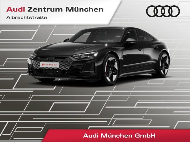 "Audi e-tron RS e-tron GT 21"" B&O HUD Carbondach Laserlicht Nachtsicht Luftfw., Jahr 2021, electric"