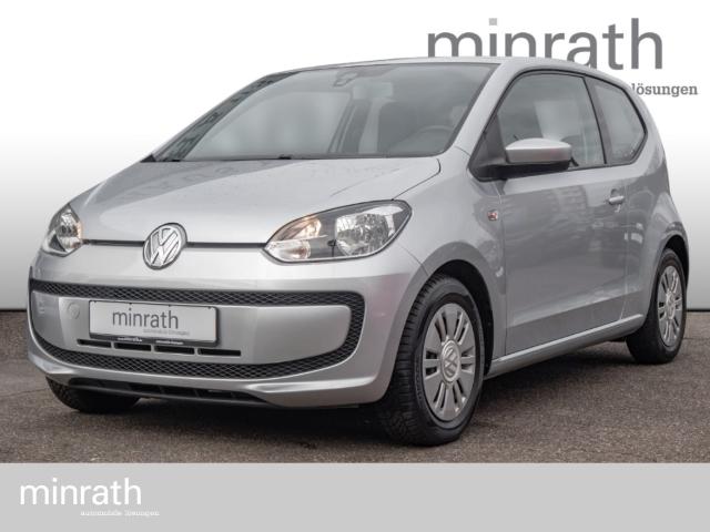 Volkswagen up! move BMT 1.0 Klima PDC CD MP3 ESP Seitenairb., Jahr 2016, Benzin