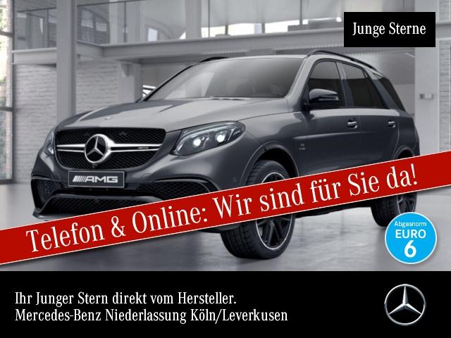 Mercedes-Benz GLE 63 AMG S 4M Perf-AbGas Perf-Lenk Active Curve, Jahr 2016, Benzin