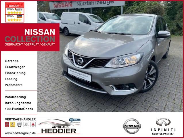 Nissan Pulsar finanzieren