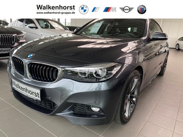 BMW 320 Gran Turismo d M Sportpaket LED Leder 19 Zoll Navi Prof., Jahr 2018, Diesel