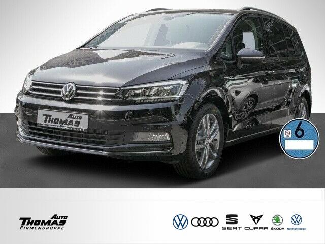 """Volkswagen Touran """"IQ.DRIVE"""" 1,5 l TSI+DSG+Navi+Rear View, Jahr 2020, petrol"""