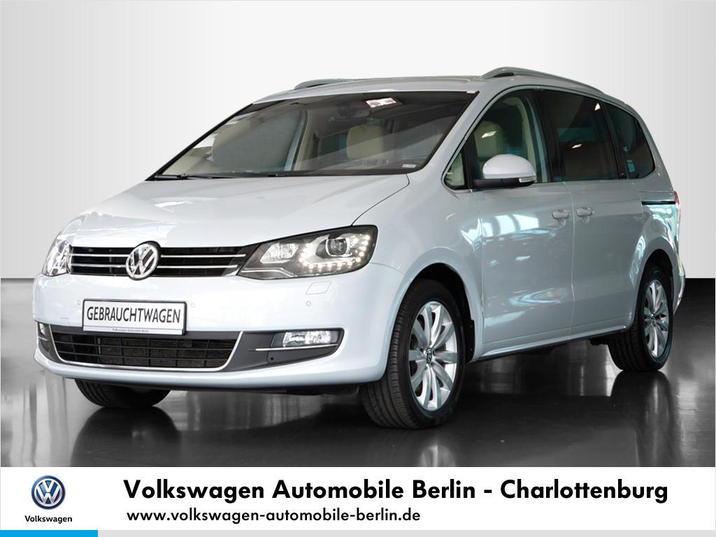 Volkswagen Sharan 2.0 TDI Highline 4MOTION, Jahr 2017, Diesel