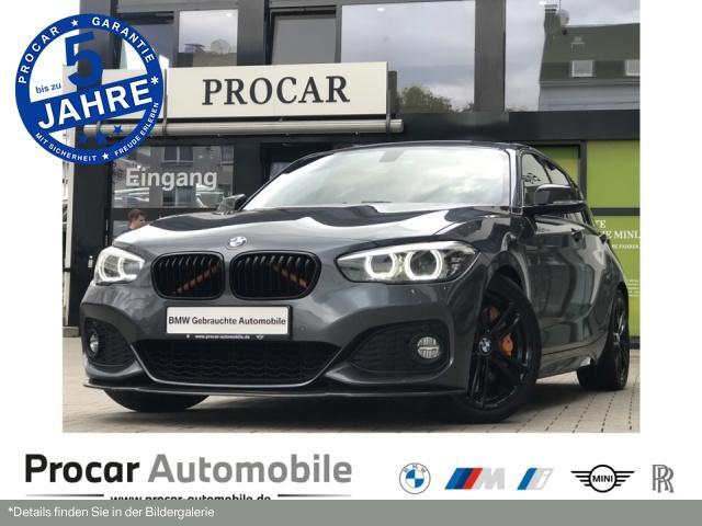 BMW 120i Edition M Sport M Performance Navi HiFi 18'', Jahr 2018, Benzin