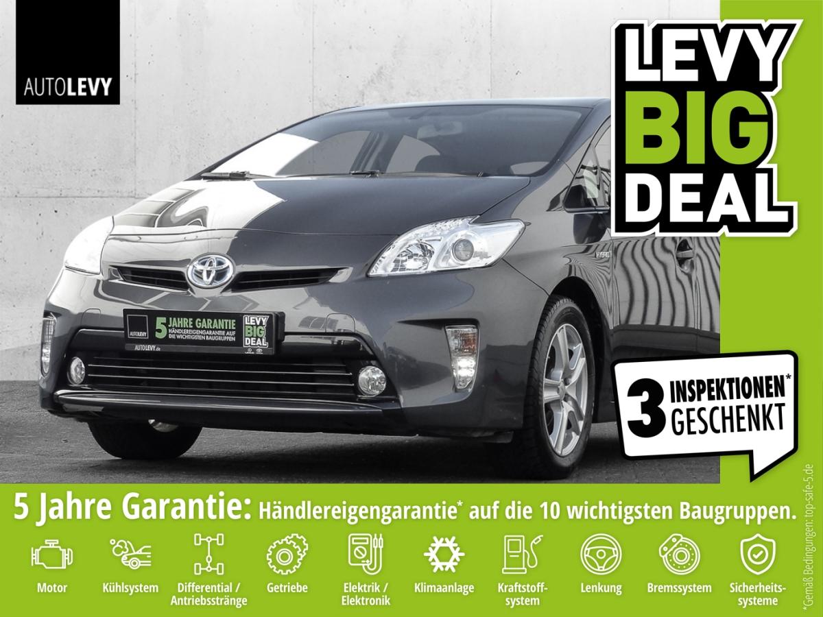 Toyota Prius Life *KLIMAAUTOMATIK*JBL*8-FACH*Teilleder*, Jahr 2013, Hybrid