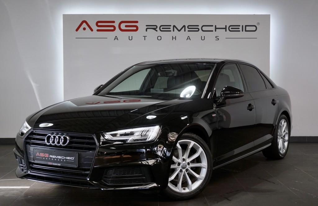 Audi A4 1.4 TFSI 2x S Line *LED *1.HD *Leder*Massage, Jahr 2016, Benzin
