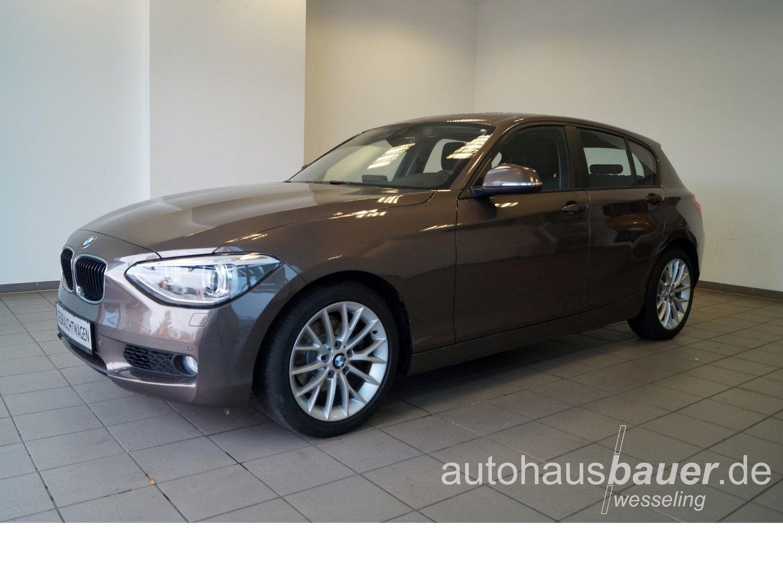 BMW 120d 2.0 135 kW 6-Gang, Jahr 2013, diesel