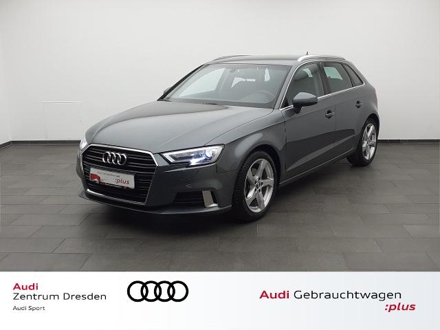 Audi A3 Sportback 1.6 TDI XENON-Plus /AHZV /NAVI, Jahr 2017, Diesel