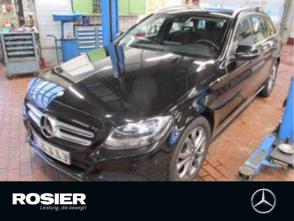Mercedes-Benz C 220 d T Avantgarde, Jahr 2017, Diesel