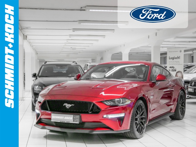 Ford Mustang 5.0 Ti-VCT V8 Coupé FASTBACK Automatik, Jahr 2019, Benzin
